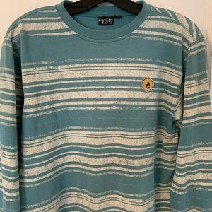 Volcom Crewneck Sweatshirt Sz S